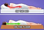 Lý do người Nhật Bản thường ngủ trên sàn nhà