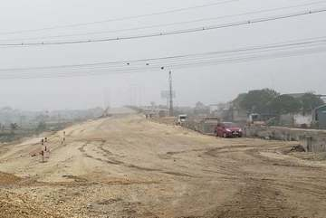 North-South Expressway projects face materials shortage