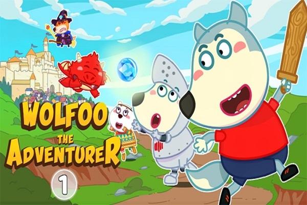 Sói con Wolfoo - Hoạt hình hay cho bé mà bố mẹ không thể bỏ qua
