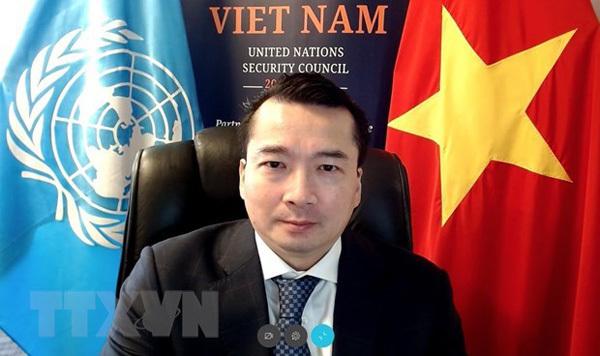 UN,Ambassador Pham Hai Anh