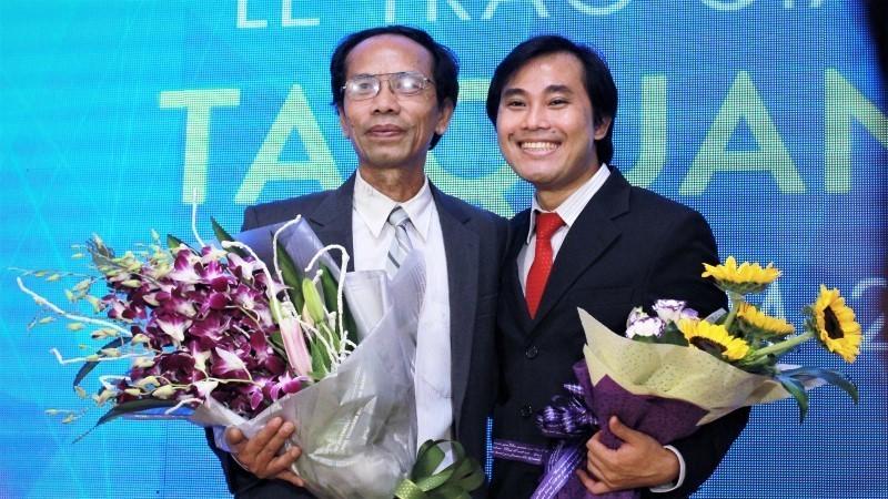 Phan Thanh Son Nam,scientific research,Vietnam education,Vietnamese scientists