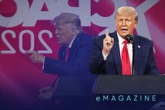 Ông Trump gắng sức giành lại quyền kiểm soát cho phe Cộng hòa