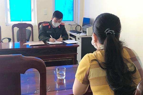 Đề nghị phạt hai người phụ nữ từ vùng dịch về quê trốn cách ly