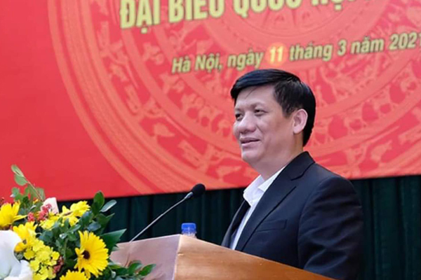 Giới thiệu Bộ trưởng Y tế Nguyễn Thanh Long ứng cử Đại biểu Quốc hội