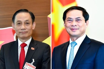Hai Thứ trưởng Ngoại giao được giới thiệu ứng cử Quốc hội khóa XV