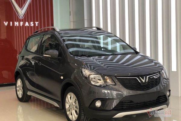"""Xe bán chạy tháng 2: VinFast Fadil dẫn đầu, Hyundai Grand i10 """"chốt sổ"""""""