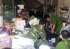 Cảnh cáo Thượng tá biên phòng vụ 3 căn nhà chứa hàng nghi nhập lậu