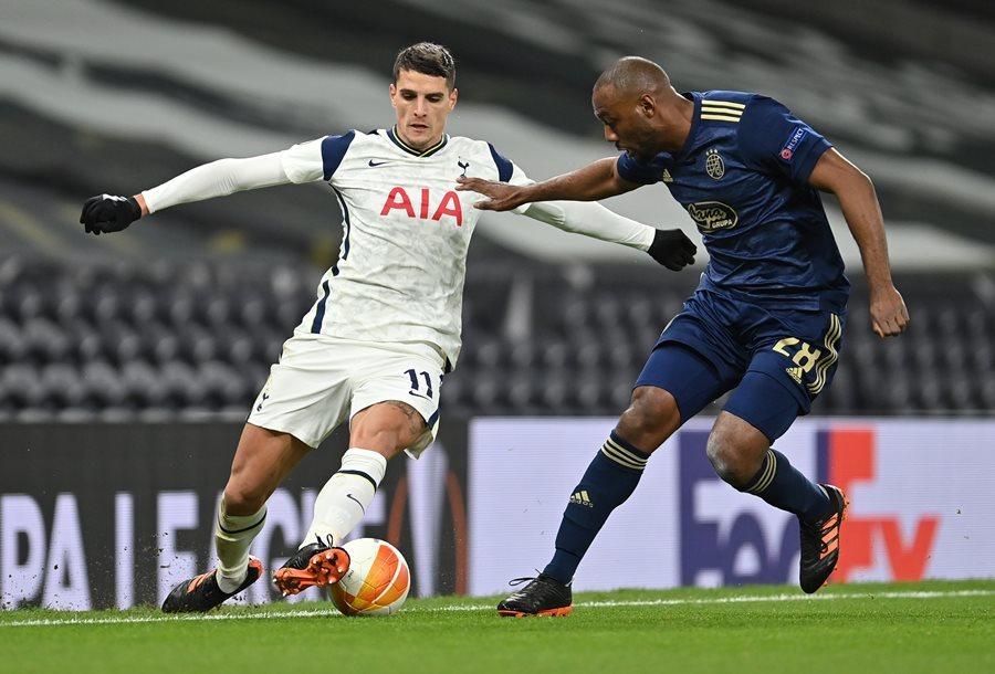 Harry Kane chói sáng, Tottenham giành lợi thế lớn