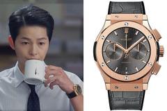 Song Joong Ki diện bộ sưu tập đồng hồ xa xỉ trong 'Vincenzo'
