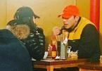 Bi Rain và Kim Tae Hee đi ăn ở quán Việt