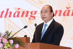 Thủ tướng Nguyễn Xuân Phúc được giới thiệu ứng cử Quốc hội khóa mới