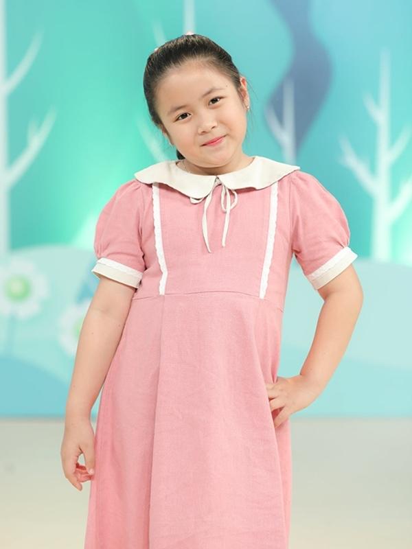 Vẻ đẹp trong veo của 'con gái' Trấn Thành trong phim 'Bố già'