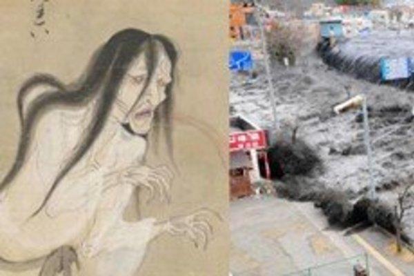"""""""Bóng ma sóng thần"""" gây ám ảnh sau thảm họa kép ở Nhật Bản: Cô gái mặc đồ lạnh ướt sũng đón Taxi giữa mùa hè hỏi """"Em chết rồi à?"""""""