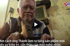 Ông lão hiếm hoi còn duy trì nghề kim hoàn truyền thống ở phố cổ Hà Nội