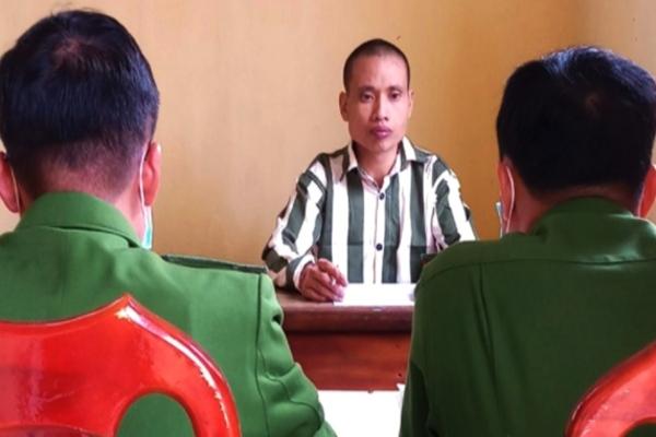 Phạm nhân trốn trại ở Lâm Đồng bị bắt trong rẫy cà phê