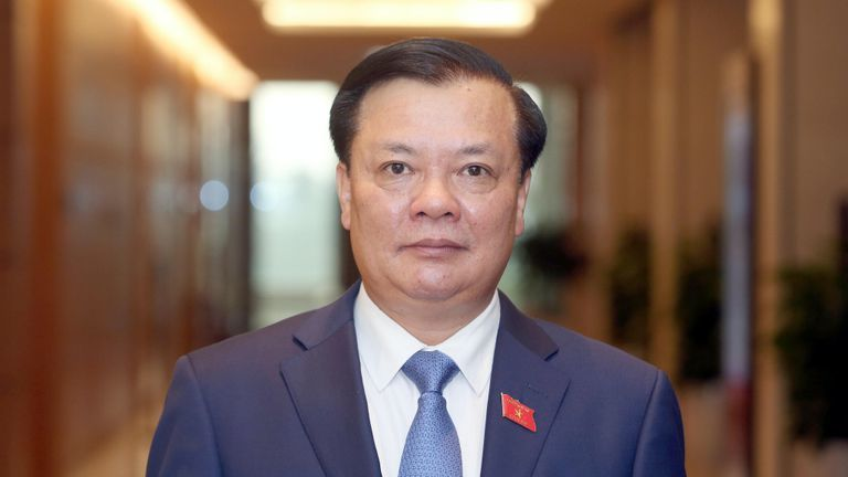 Thêm hai Bộ trưởng được giới thiệu ứng cử Đại biểu Quốc hội khóa mới