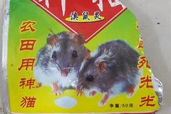 Cãi nhau với vợ, người đàn ông uống thuốc diệt chuột bị cấm 20 năm trước