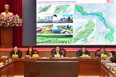 Hanoi to approve Red River subdivision planning in June