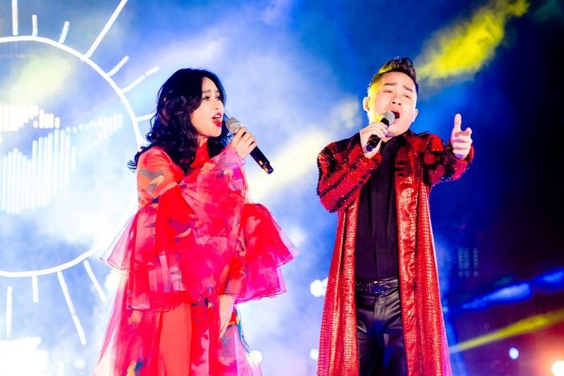 Thuỷ Tiên, Tùng Dương hát tri ân nhạc sĩ Trịnh Công Sơn