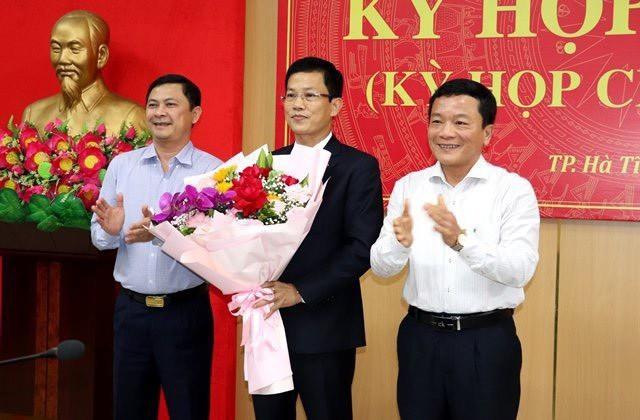 Hà Tĩnh có tân Chủ tịch UBND thành phố