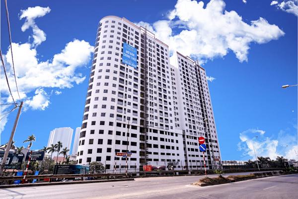 Hưởng lợi từ hạ tầng, căn hộ Tây Hồ Riverview hút khách