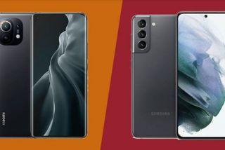 So sánh Xiaomi Mi 11 với Galaxy S21+:  Đánh chiếm ngôi vương