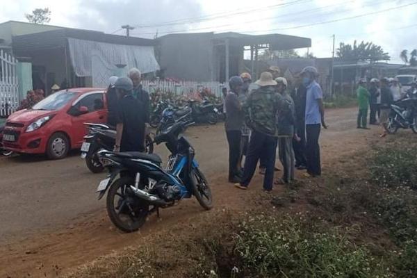 Triệu tập người nghi đánh chết hàng xóm vì tranh chấp hàng rào