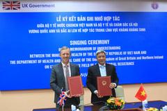 Việt – Anh hợp tác giám sát tình trạng kháng kháng sinh ở Việt Nam