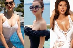 Cuộc sống sang chảnh, hạnh phúc của những hoa hậu Việt đông con