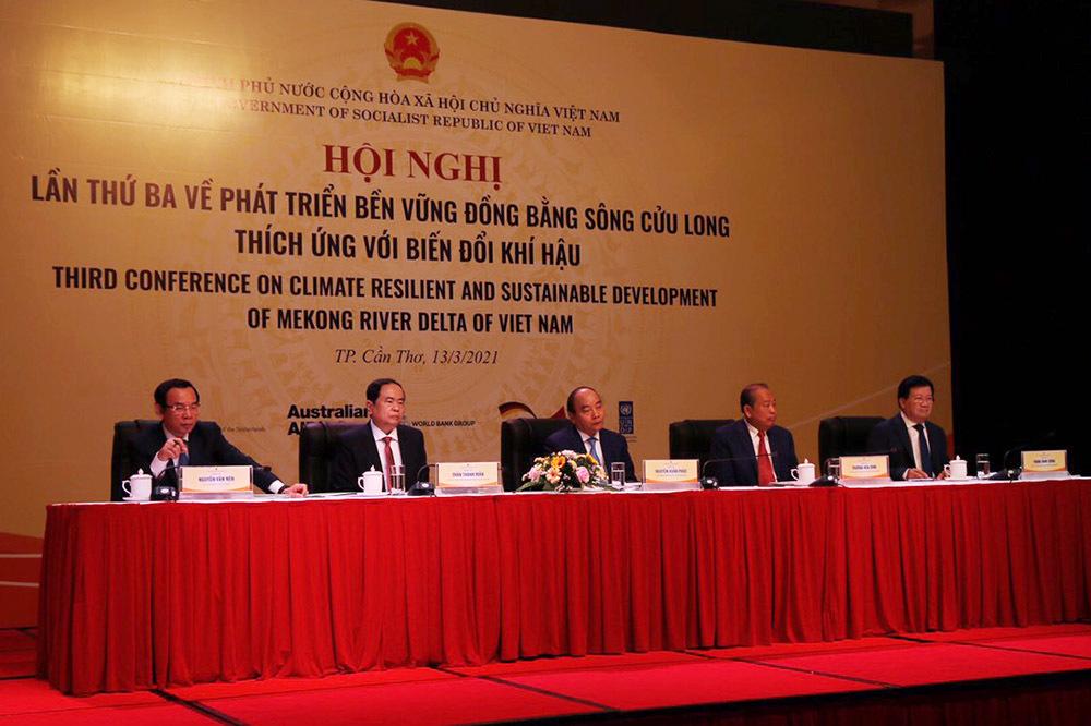 Thủ tướng nêu '8G' trong phát triển bền vững Đồng bằng sông Cửu Long