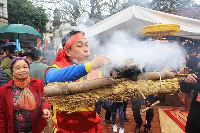 Hội thổi cơm thi Thị Cấm được công nhận Di sản văn hóa phi vật thể quốc gia