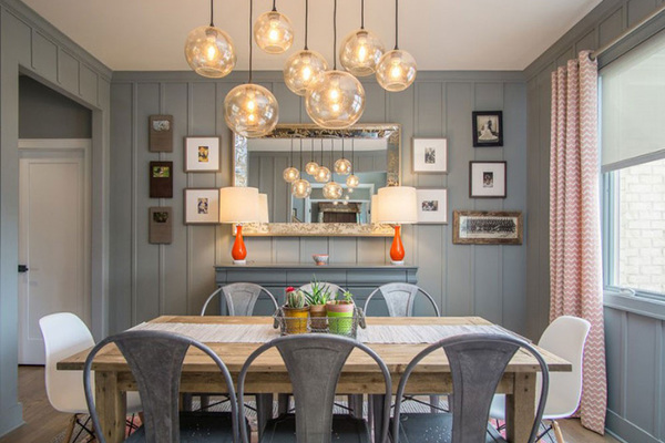 5 yếu tố trang trí phòng ăn giúp bữa cơm gia đình thêm ấm cúng
