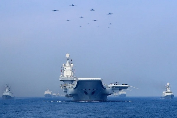 Rộ tin Trung Quốc định đóng tàu sân bay chạy bằng năng lượng hạt nhân
