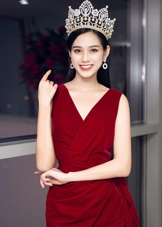 Vietnamese beauty queen to vie for Miss World 2021 title in December