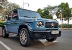Chi tiết Mercedes-AMG G 63 China Blue của doanh nhân Nguyễn Quốc Cường