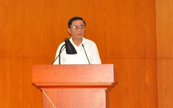 Ông Trần Cẩm Tú, ông Nguyễn Trọng Nghĩa được giới thiệu ứng cử ĐBQH