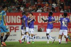 Hạ Hải Phòng, Hà Nội thắng trận đầu tiên ở mùa giải 2021