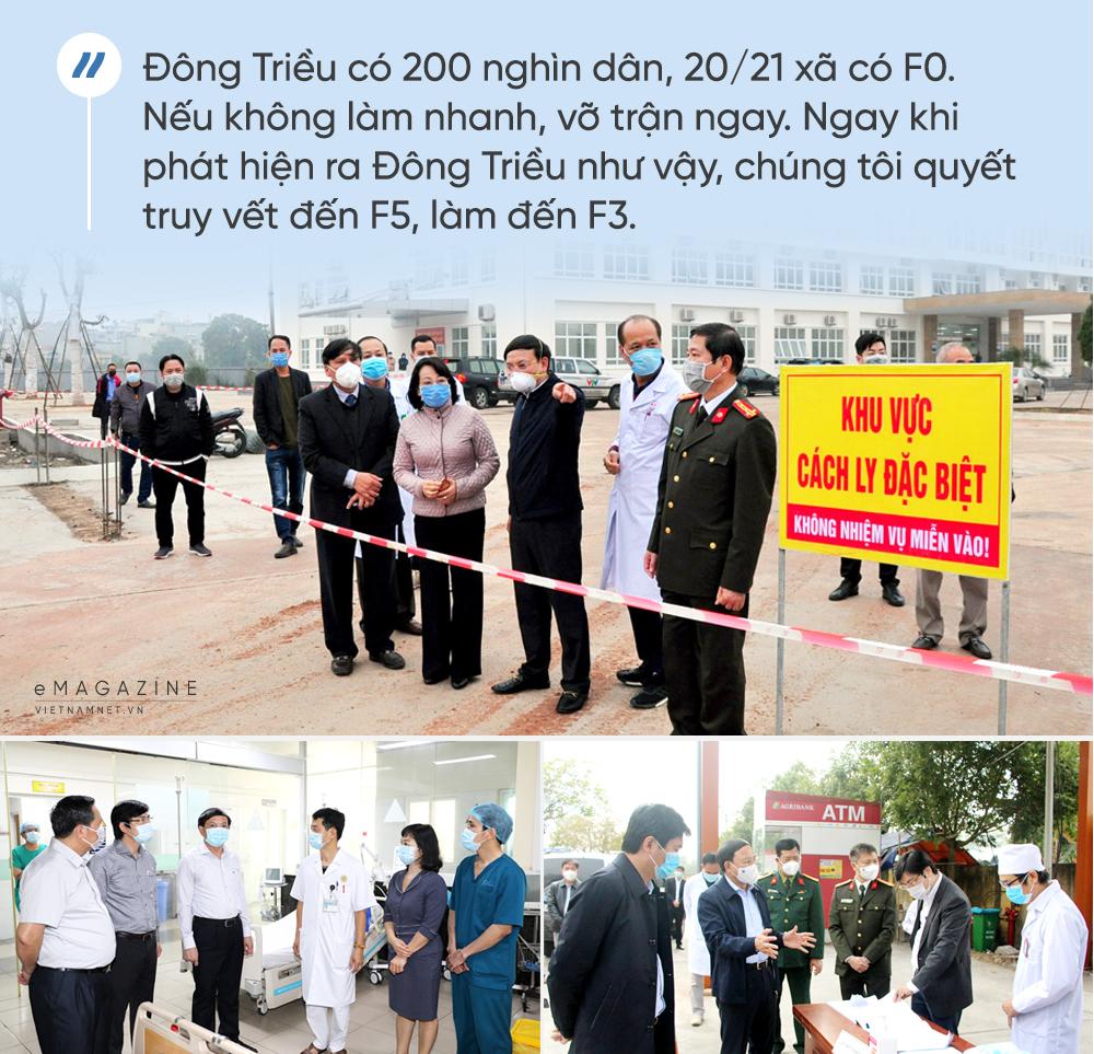 Covid-19,Quảng Ninh,Nguyễn Xuân Ký