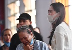 Đặng Thu Thảo và các nghệ sĩ đến lễ tưởng niệm Minh Lộc