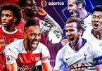 Xem trực tiếp Arsenal vs Tottenham ở đâu?