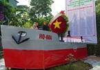 Dựng mô hình tàu HQ-604, tưởng niệm 64 liệt sĩ hy sinh bảo vệ đảo Gạc Ma