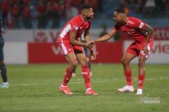 Video bàn thắng Viettel 3-1 Bình Dương