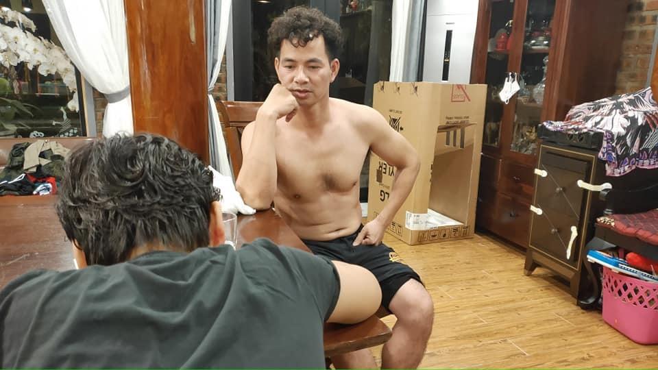 NSƯT Quang Thắng nhận cầu thủ Văn Toàn làm con rể