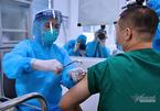 Đã tiêm vắc xin Covid-19 cho hơn 11.000 người, 14 trường hợp có phản ứng nặng