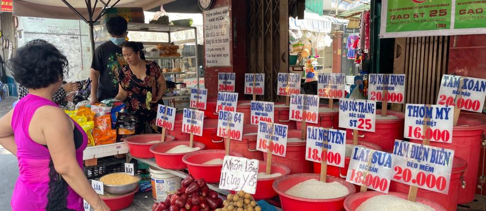 Cùng loại gạo, mua mỗi nơi vị mỗi khác