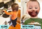 Lý do trẻ hay nhõng nhẽo, 'ăn vạ' hơn khi ở bên mẹ