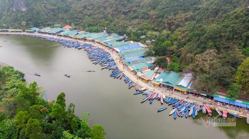 Ý kiến Bộ Xây dựng về 3km cáp treo nghìn tỷ nối chùa Hương - chùa Tiên
