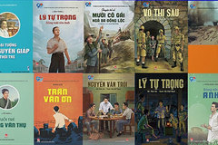 New books on Vietnamese young heroes released