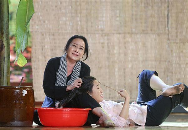 Cailuongactress Thanh Hang,preservecai luong