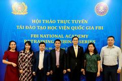 Việt - Mỹ hợp tác chống tội phạm xuyên quốc gia